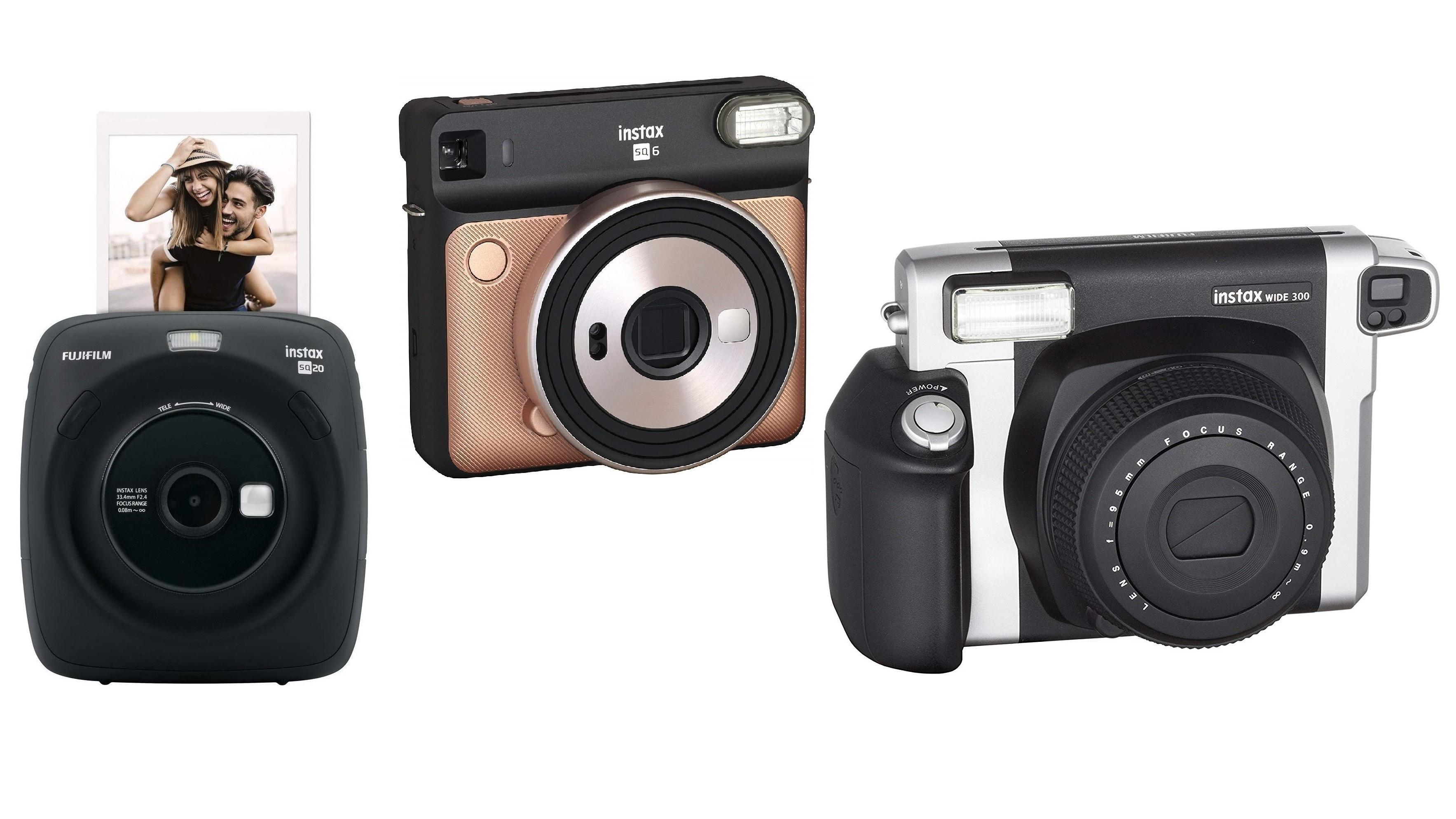 Sofortbildkamera Test 2021: Polaroid Kamera & Co. im Vergleich