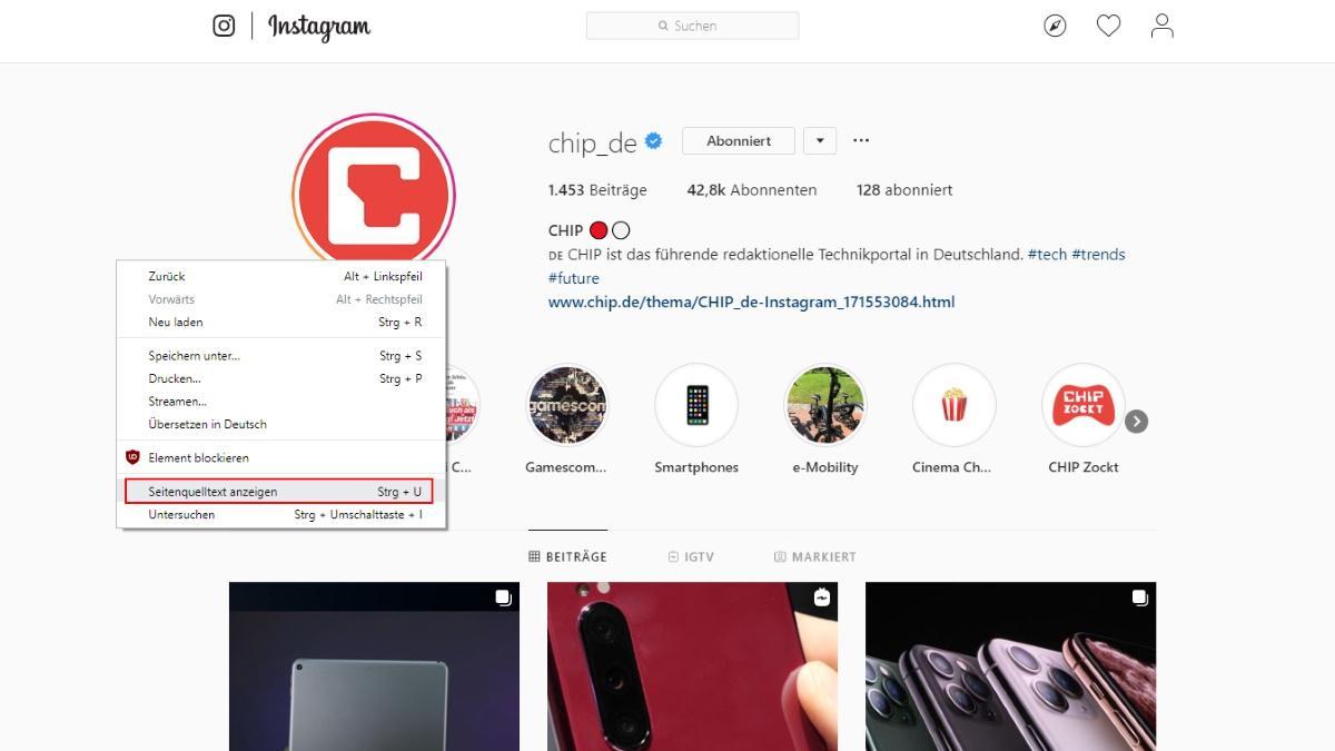 Instagram profilbild für bilder Profilbilder Ideen