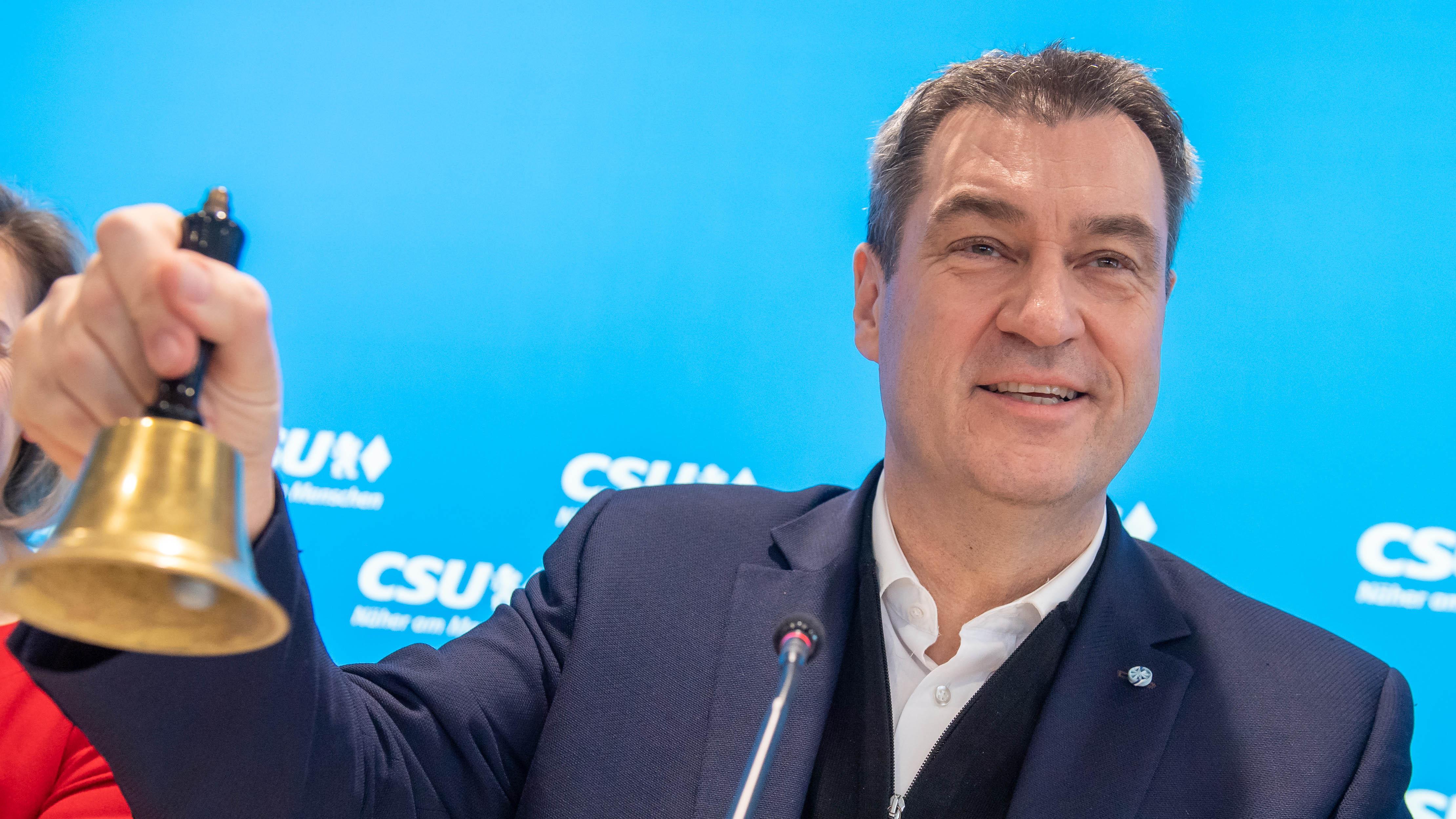Markus Soder Politik Und Provokation Die 2