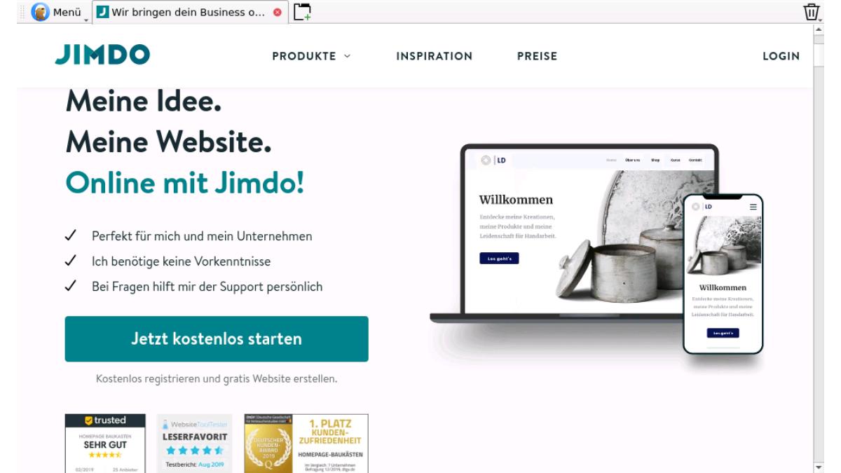 Webseite erstellen Tipps & Anbieter   CHIP