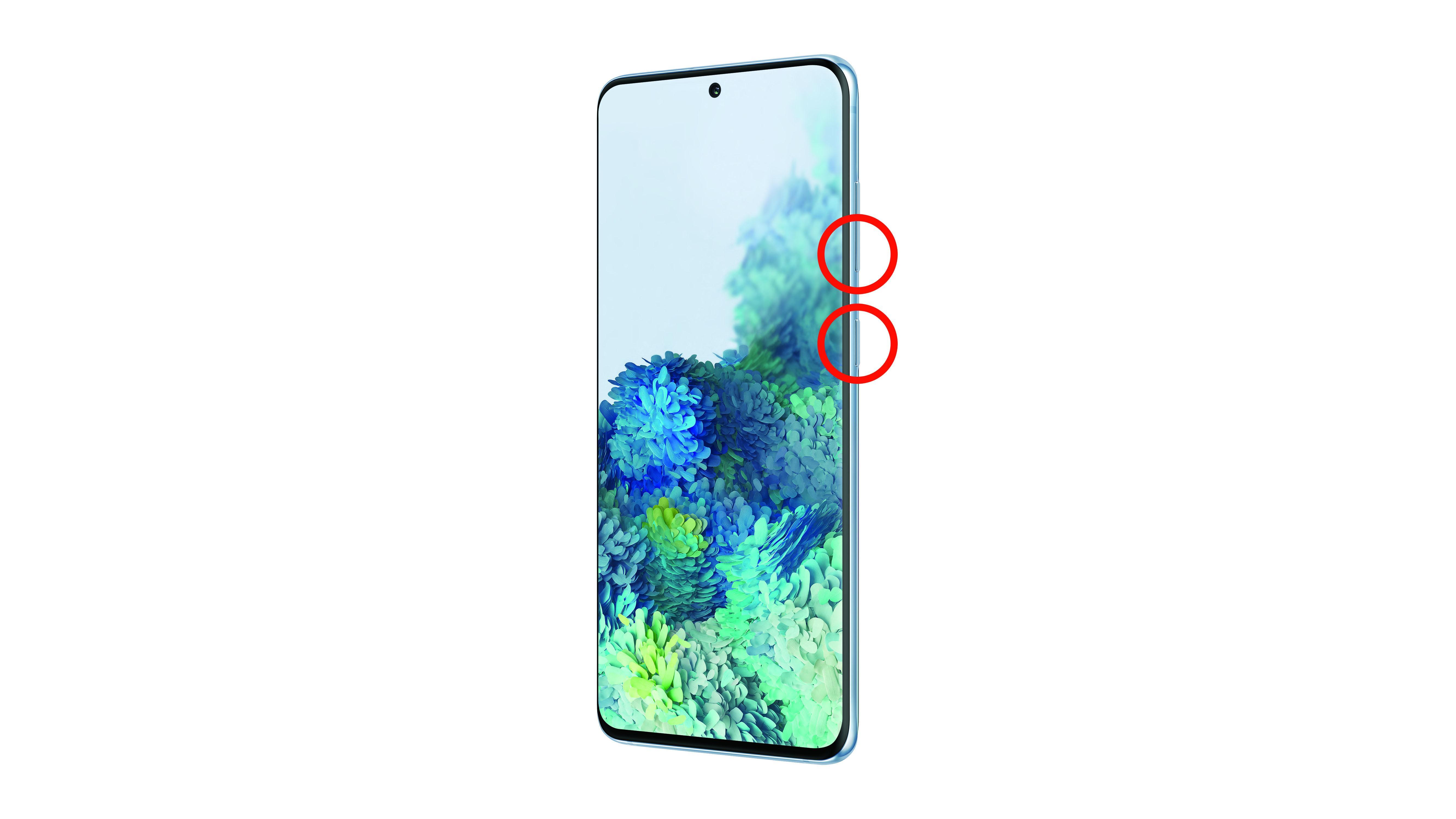 Samsung Galaxy S6: So erstellen Sie einen Screenshot - CHIP