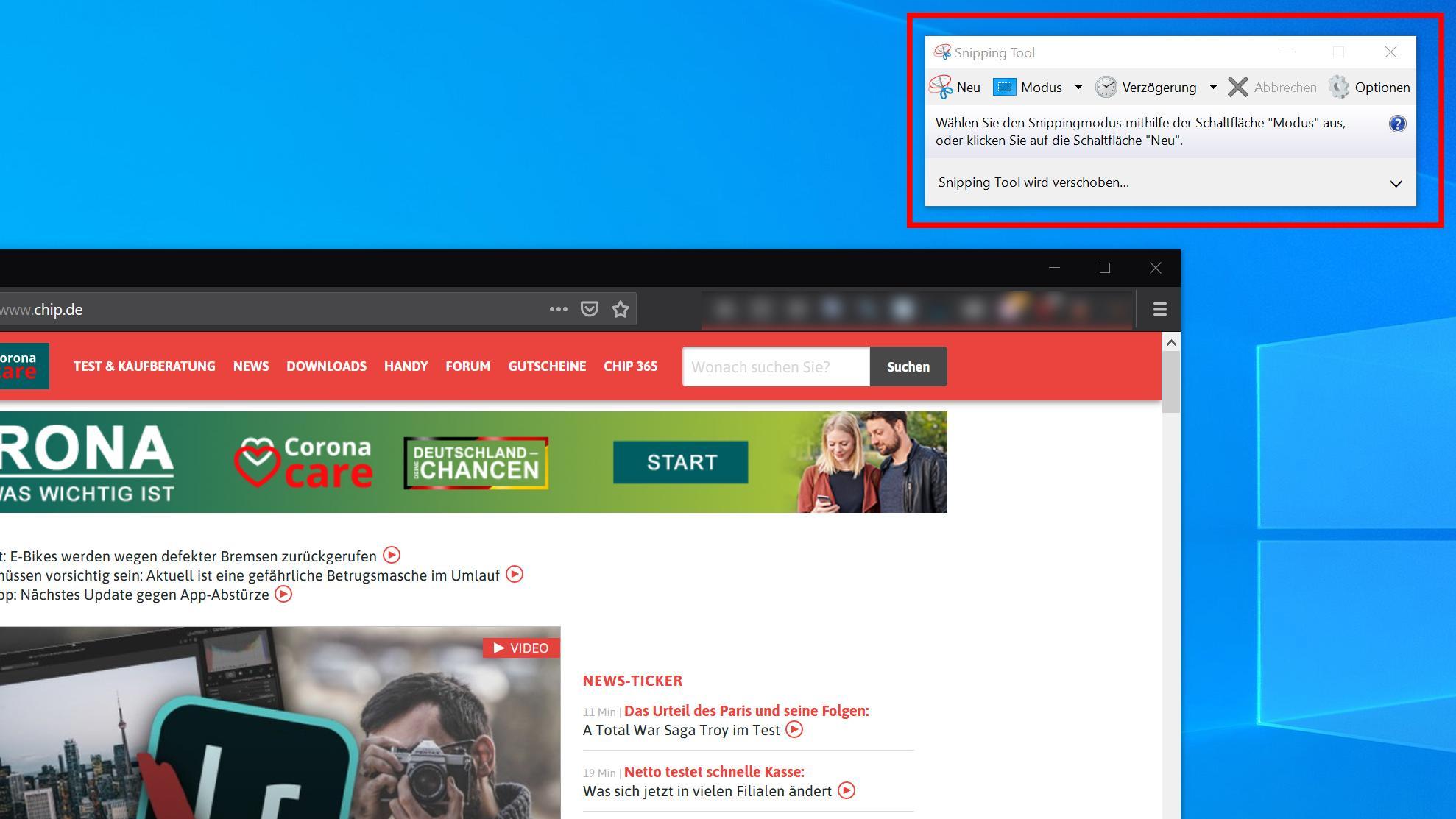 Laptop machen mit screenshot 4 Einfachste