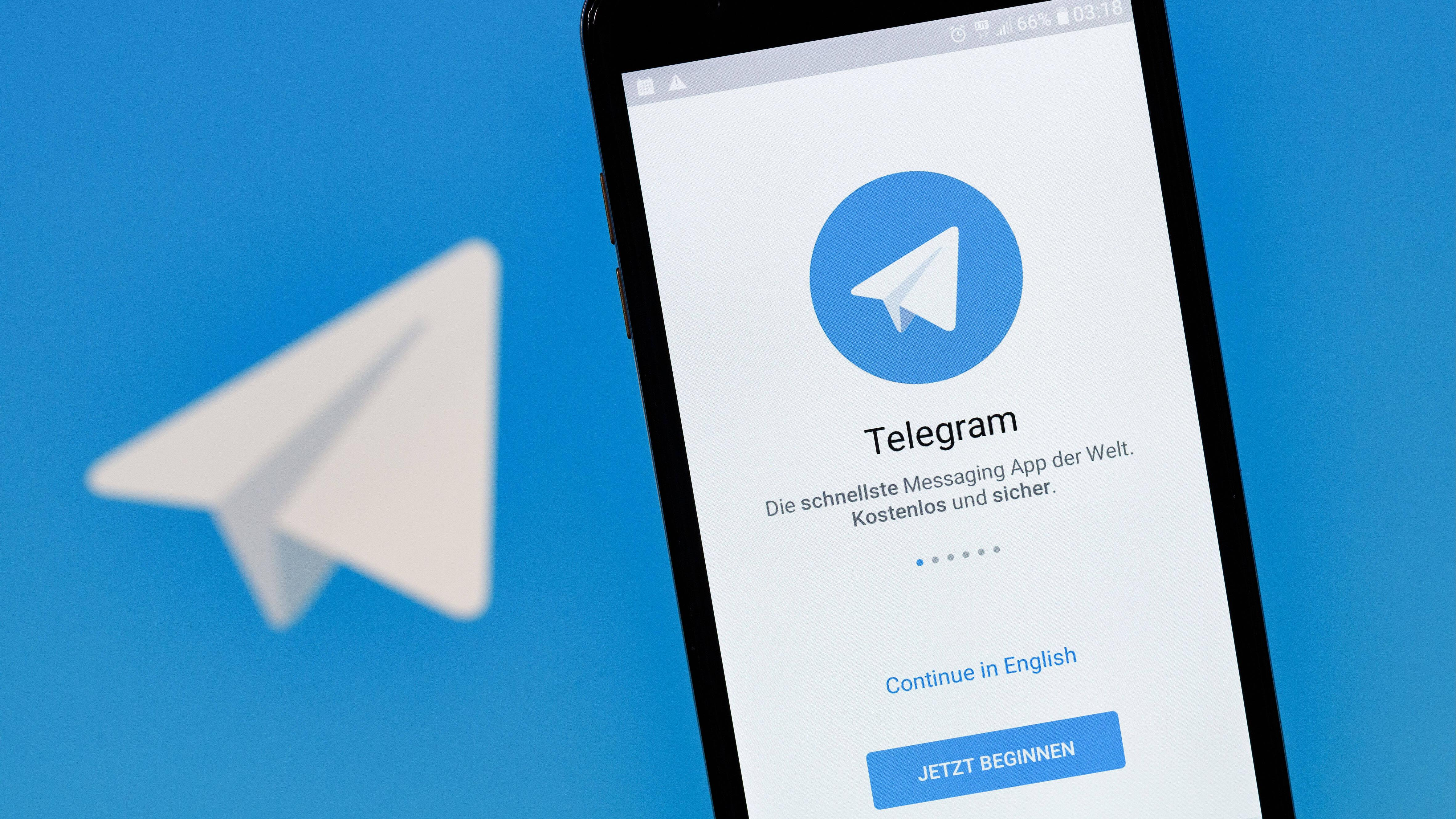 Handynummer telegram ohne Messenger ohne