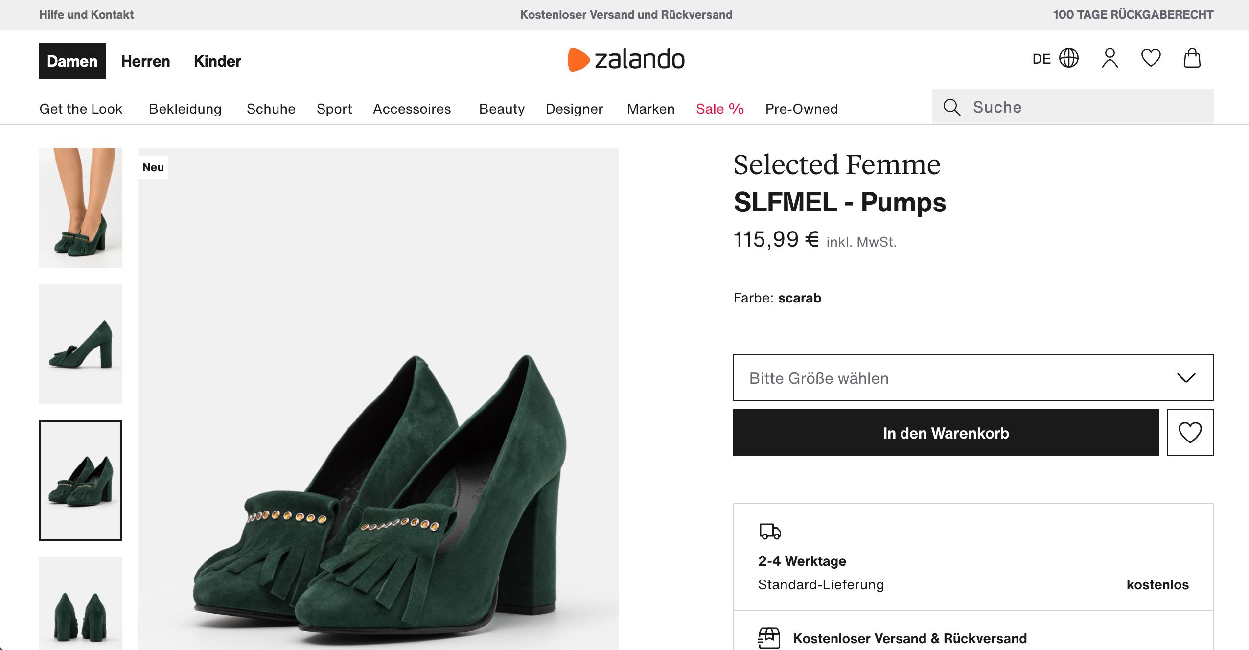 zalando & co: schuhe online bestellen - die 3 besten