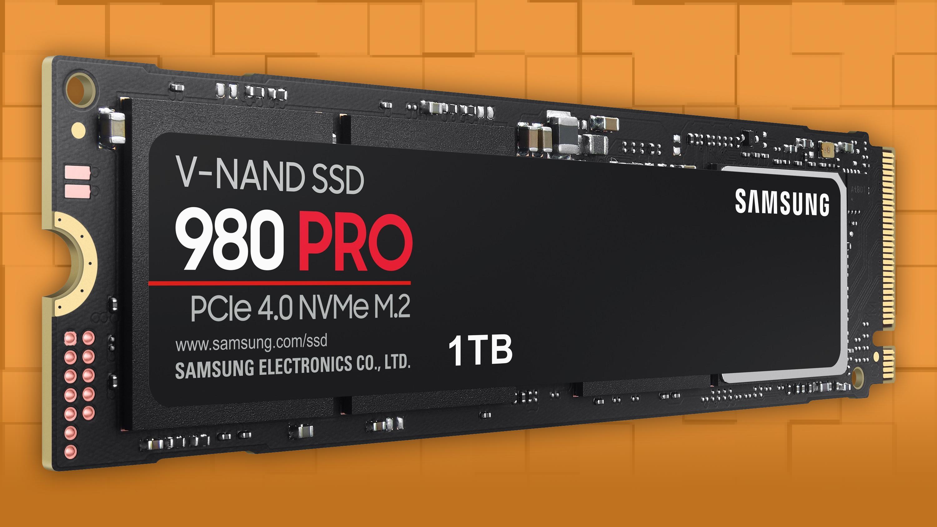 Samsung 980 PRO 1TB (MZ-V8P1T0) im Test