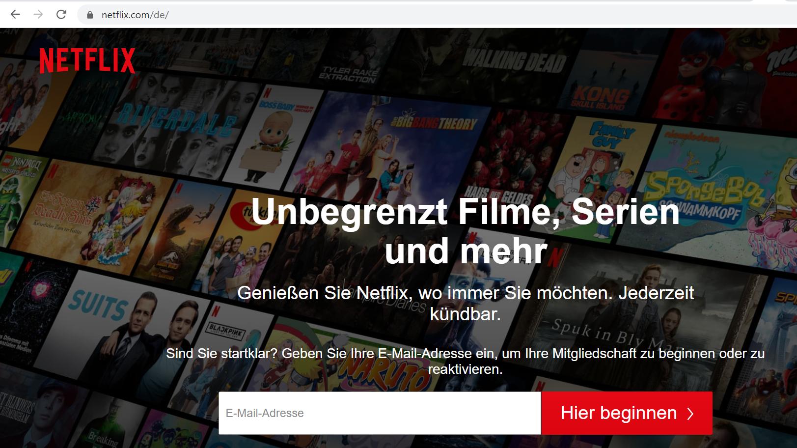 Netflix kostenlos testen   so geht's   CHIP