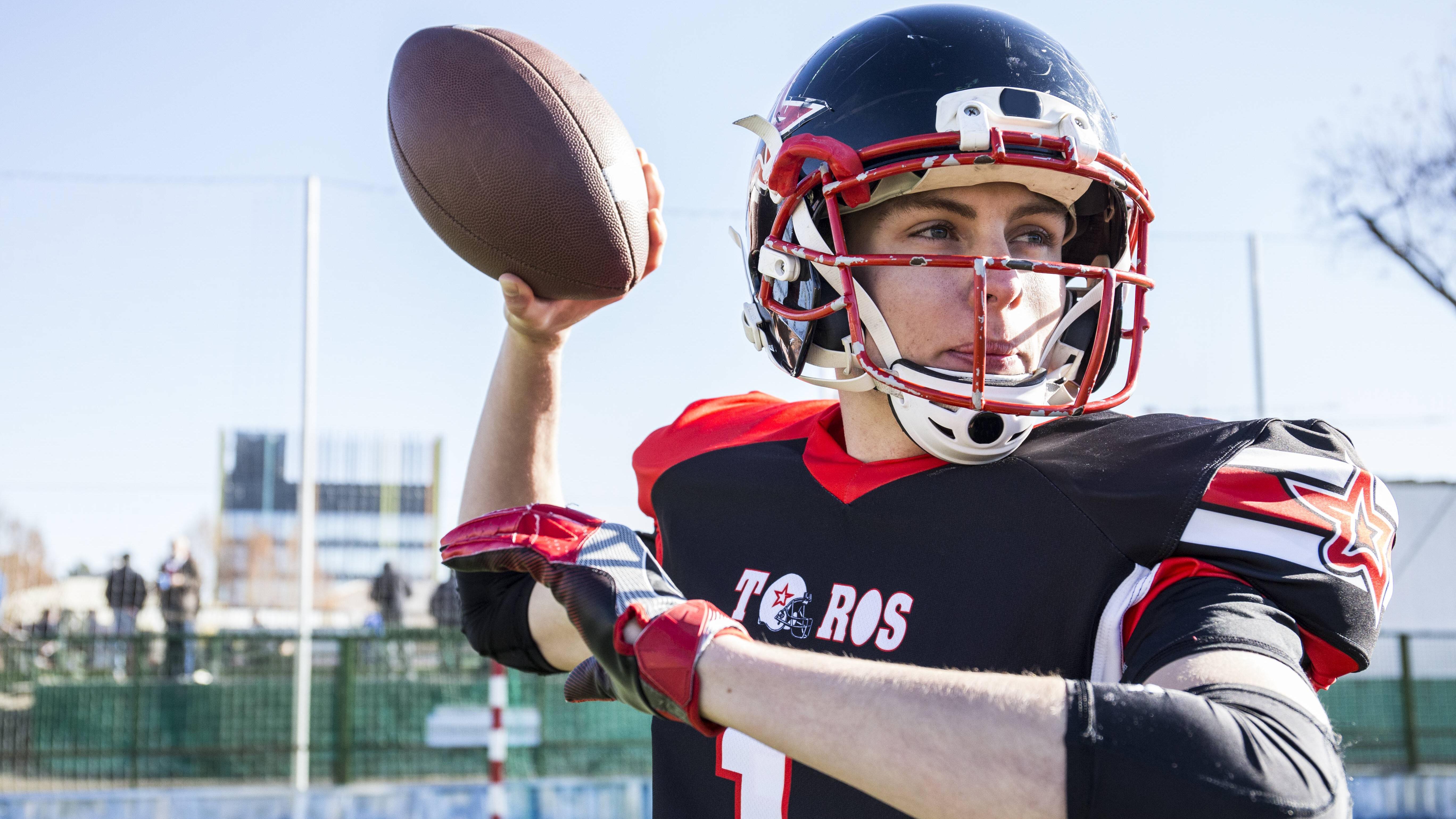 american football spieldauer