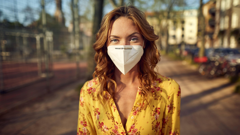 FFP2-Maske tragen und wiederverwenden: So nutzen Sie die Maske richtig