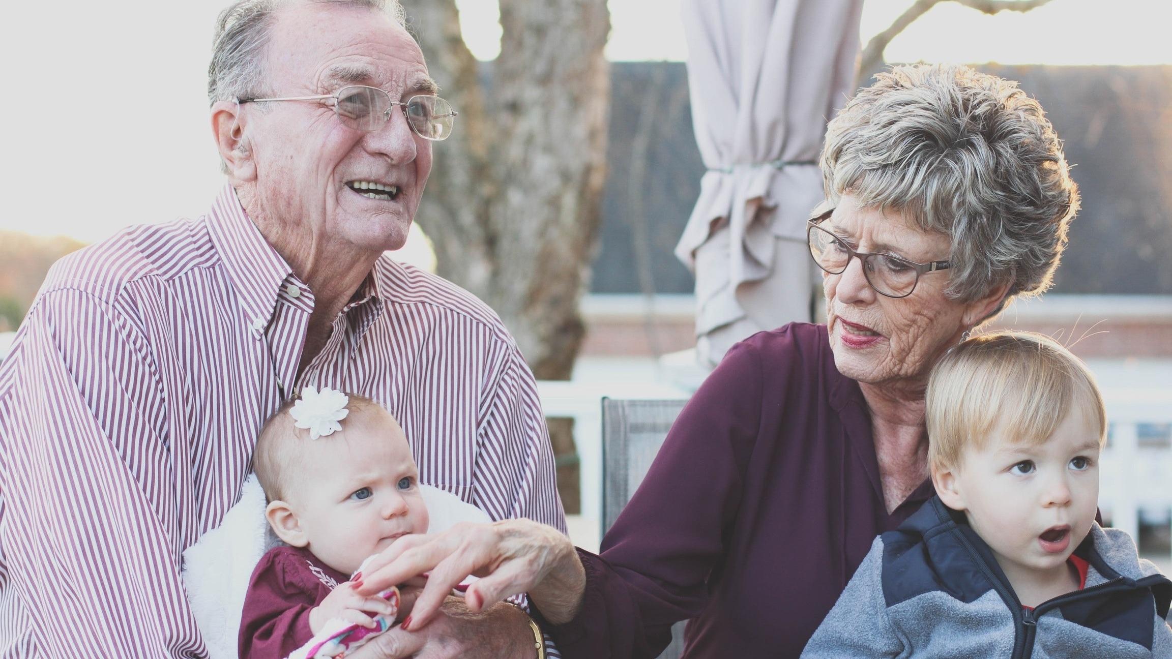 seine großeltern kennenlernen