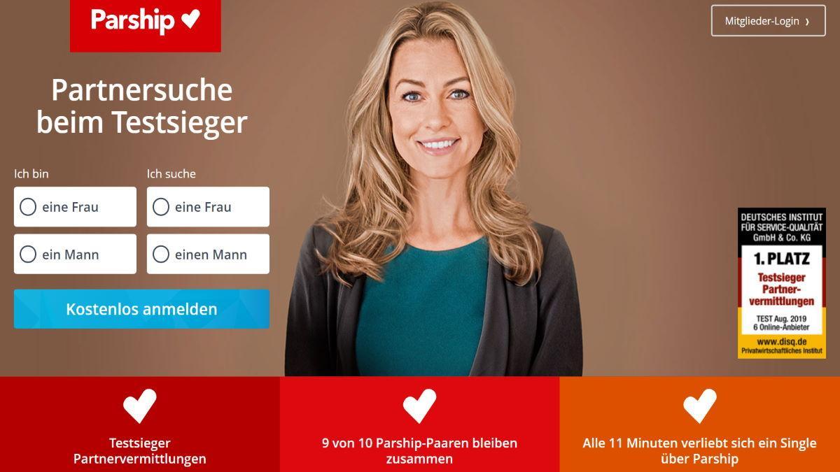 Frau parship werbung Psychologie partnerwahl: