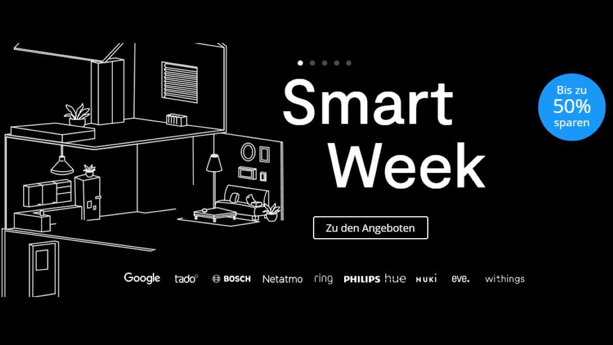Bis zu 50% sparen: Die besten Angebote der tink Smart Week