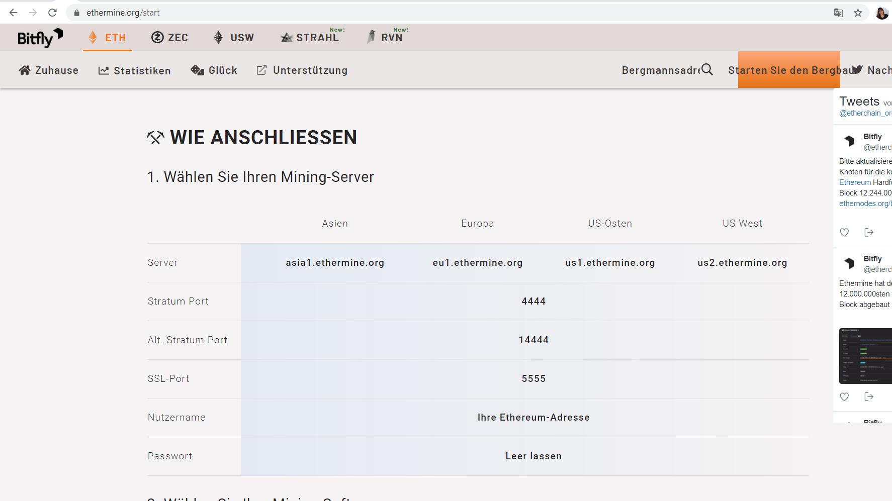 Ethereum Mining   so geht's   CHIP