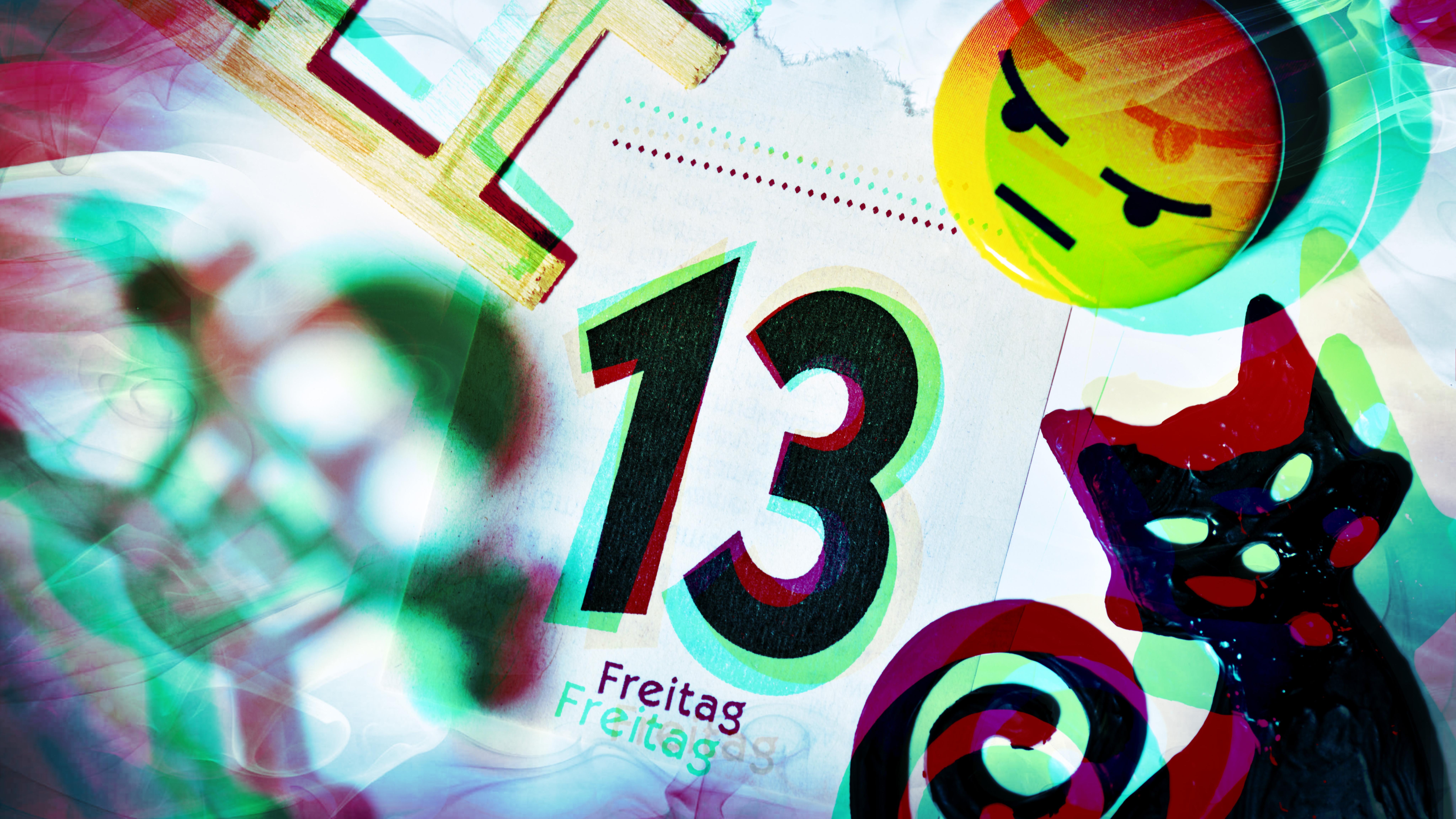 Freitag der 13 glückstag